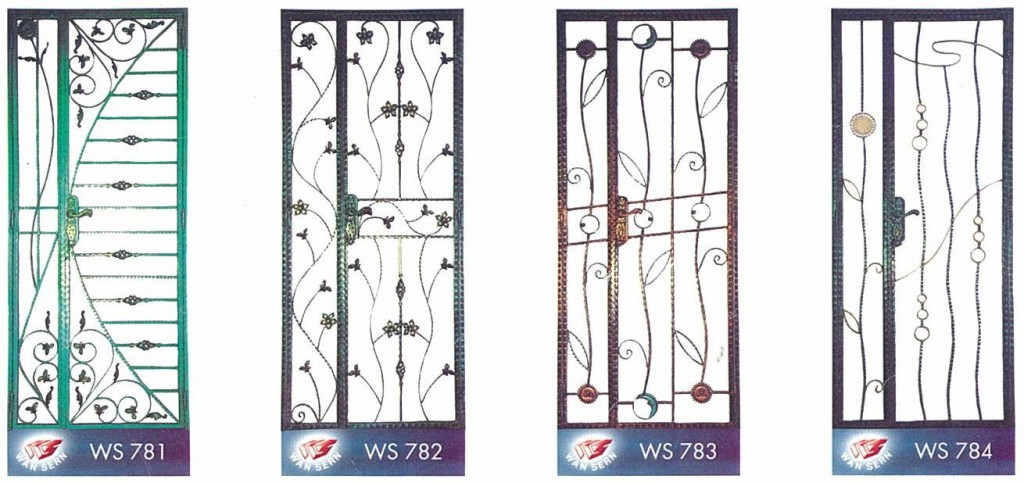 Steel grill door designs joy studio design gallery for Door gate design
