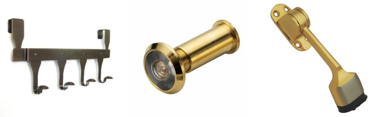 Useful accessories for Doors