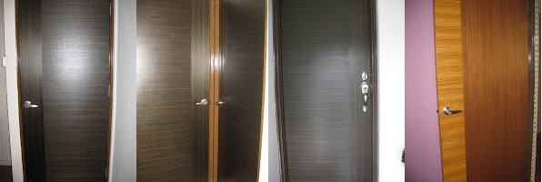 Veneer Is Actually Thin Slices Of Wood That Are Typically Glued Onto Core Panels To Produce Flat Panels Such As Doors Veneer Doors Offer Sleek Design